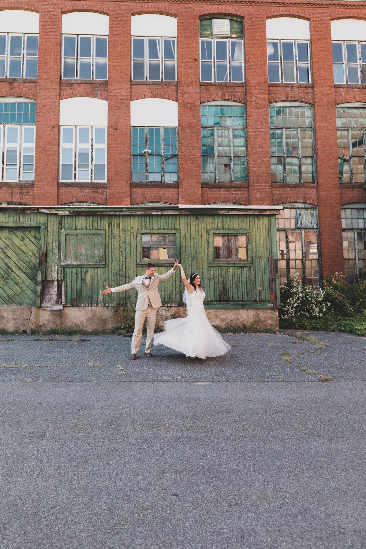 Ludlow Massachusetts  Wedding