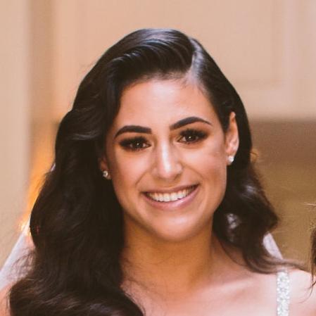 Katrina Kaplan Klein makeup