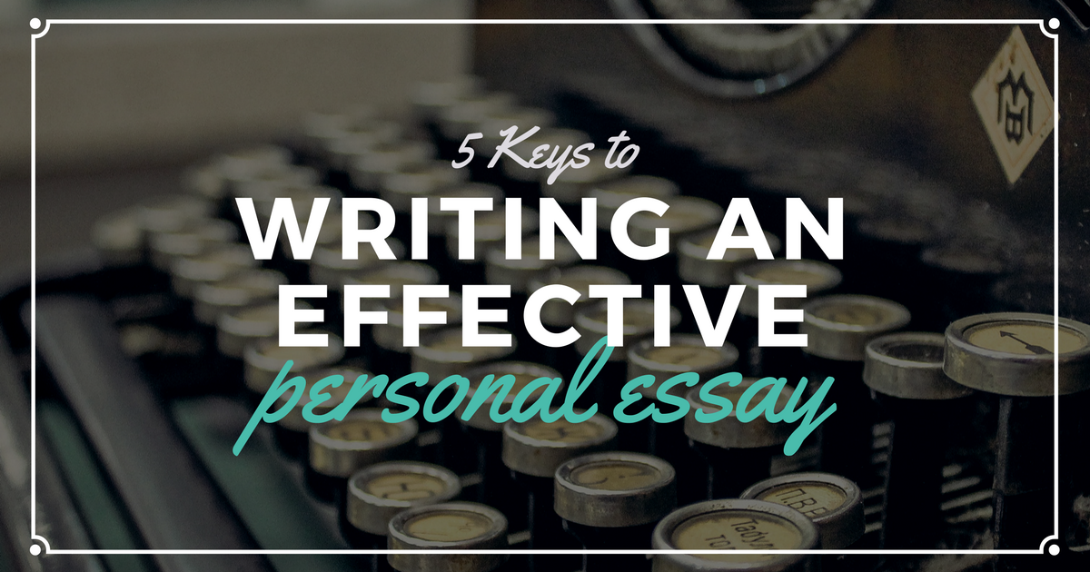 How to write your best personal essay 1200.png