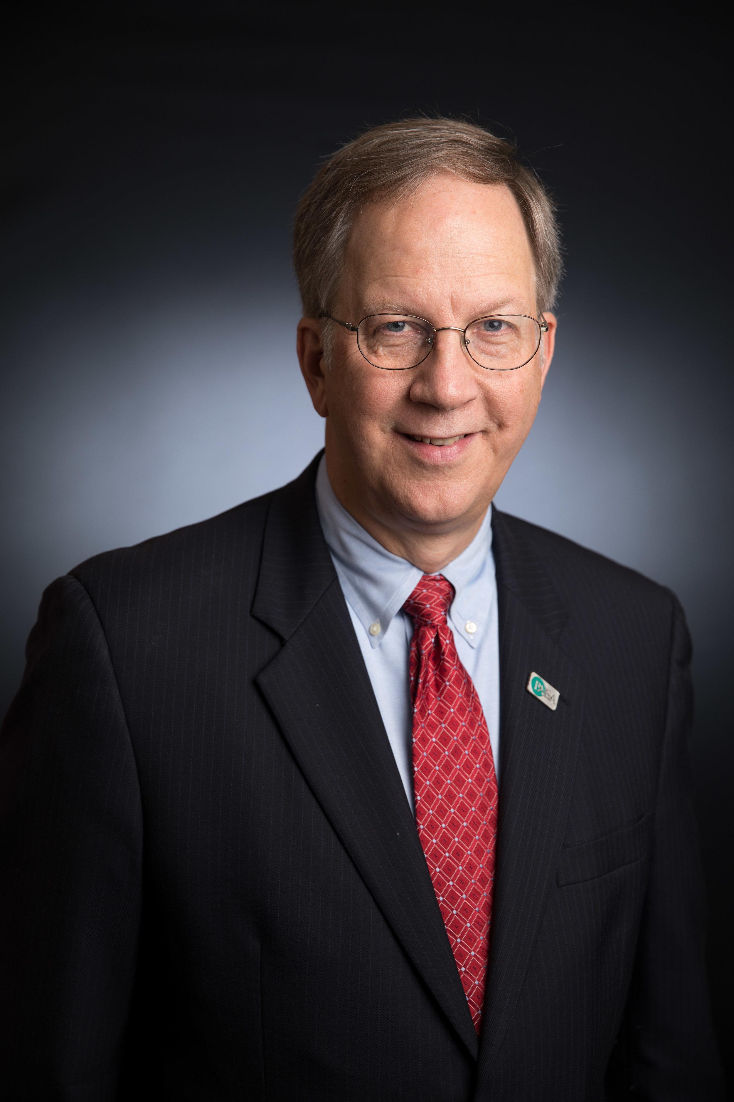 Dr. Bill Kohlhepp, President of PAEA, Dean of Health Sciences at Quinnipiac Univerisity