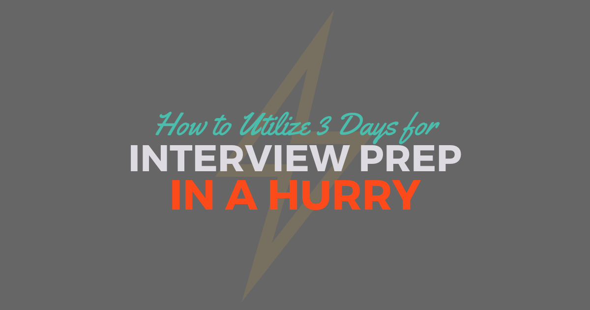 How to Prep for a PA School Interview in a HurrylBe a Physician Assistant