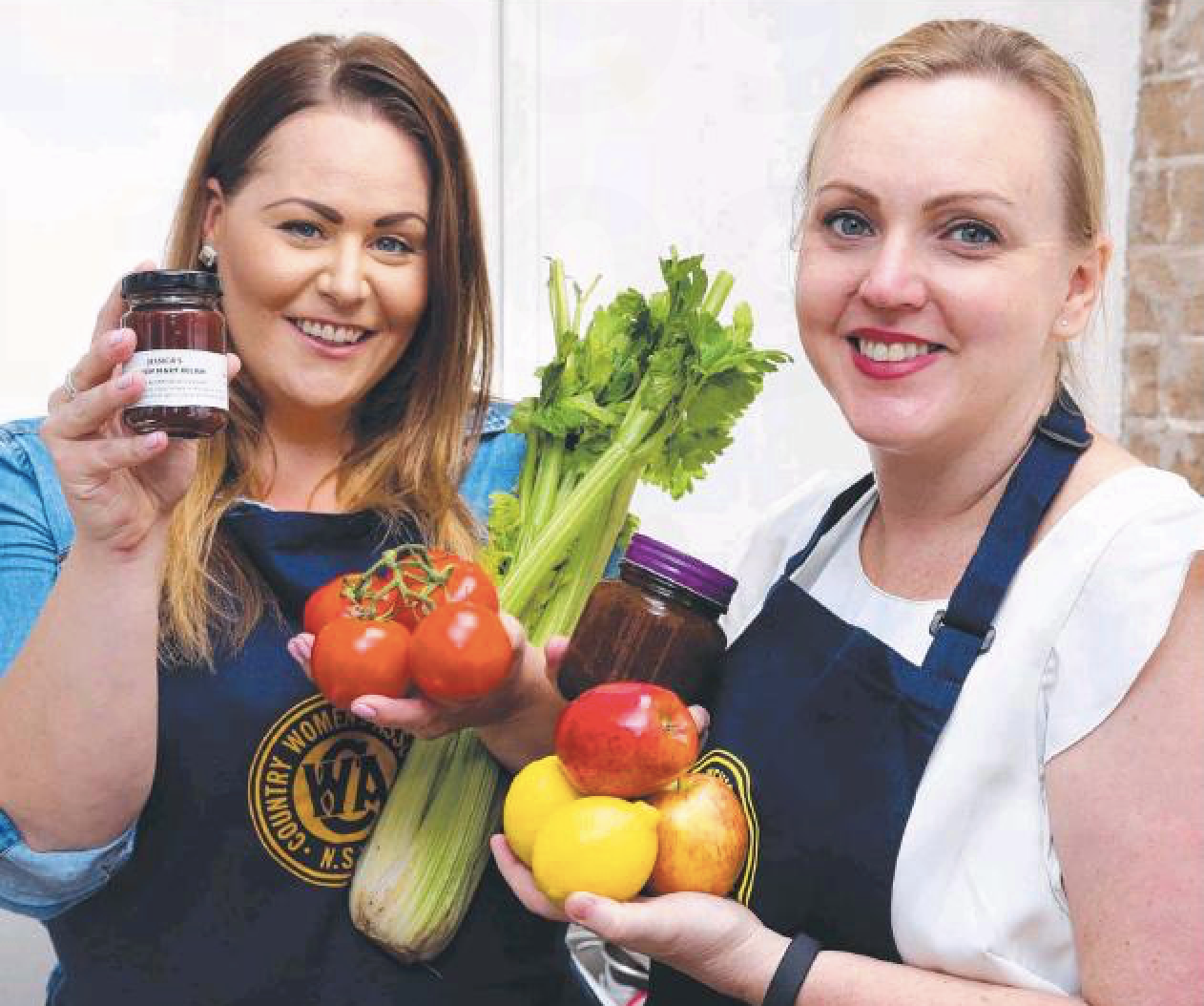 CENTRAL SYDNEY MAGAZINE  Read about Kat Wheeler and Jess Whipp's bloody mary relish
