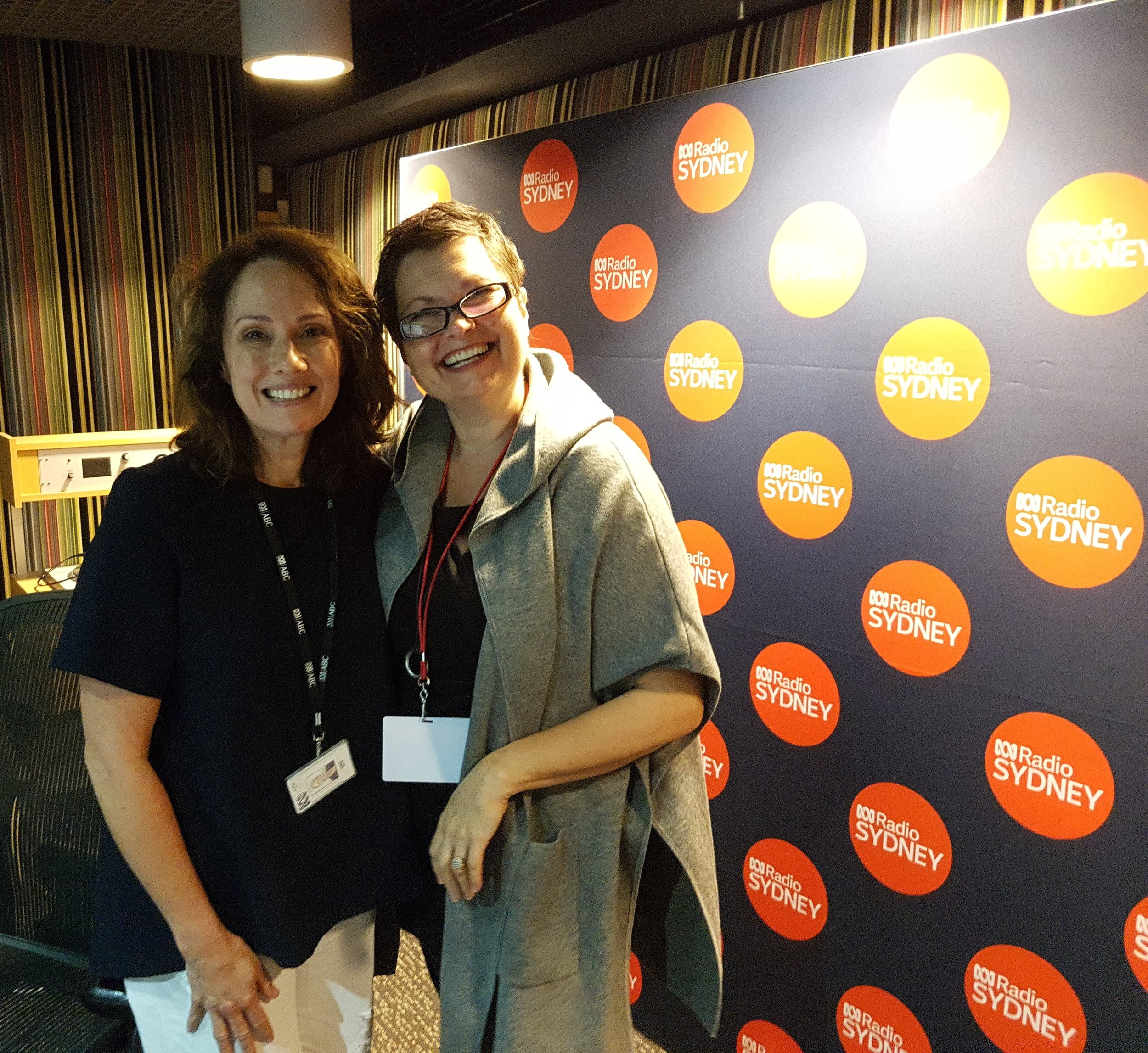 ABC RADIO SYDNEY  APRIL 2018 Silvana Griffin and Chris Bath chat about the CWA's new cookbook:  Everything I Know About Cooking, I Learned from the CWA of NSW