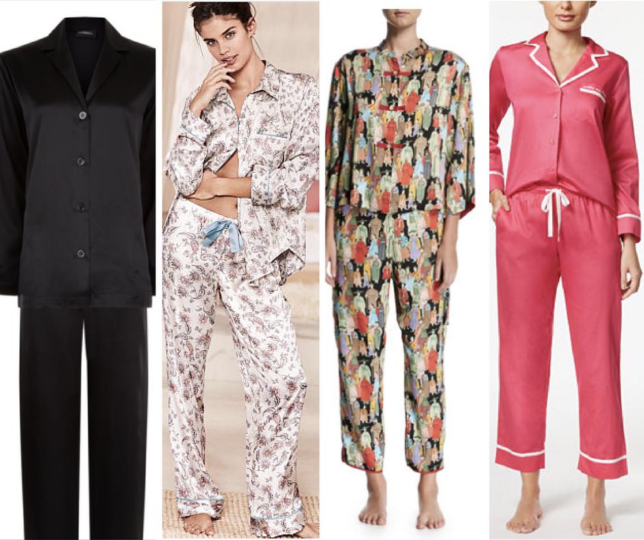 Photo cred: L-R via La Perla, via Victoria's Secret, via Neiman Marcus, via Macy's