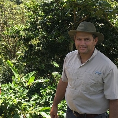 ADRIAN, COFFEE FARMER