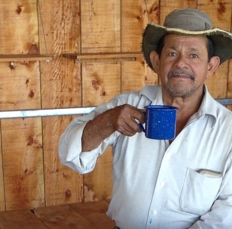 CHEVO, COFFEE FARMER
