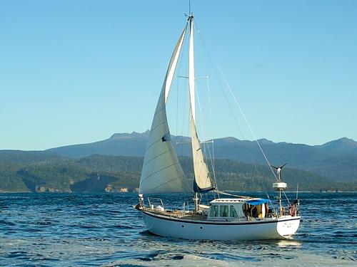 Australian Wooden Boat Festival, Hobart, Tasmania, Australia