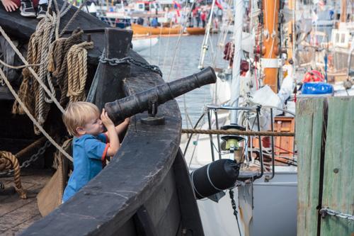 Image: © Jocelyn Parry-Jones   Courtesy of Australian Wooden Boat Festival