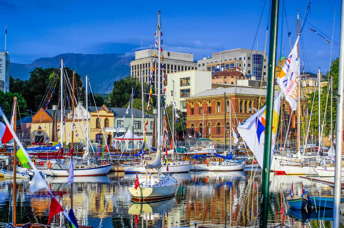 070210 Tasmania Australian Wooden Boat Festival 070431