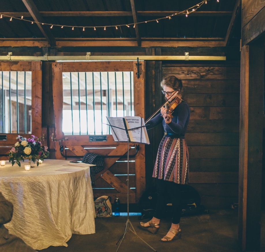 Events&Weddings - Special events …………………. $100/hr-includes a large selection of classical and folk tunes and holiday music if 'tis the season-a 50% nonrefundable deposit due one week after consultation. Remainder due upon performance. 1 hour minimum.Wedding package …………… $150-includes: consultation, wedding rehearsal, 15-30min pre-ceremony music, 1-2 processional songs, recessional. Choose from a selection of traditional and non-traditional wedding music.-to perform during the reception, the price is $100/hr. Speciality order music will cost extra depending on cost of sheet music. At least one month advanced notice is necessary; 2 months if other musicians are involved. If more musicians are involved, my rehearsal fee is $25/session. If the venue is outside of Macon, GA, there is a $25 travel fee within 100mile radius. A 50% non-refundable deposit is due two weeks after consultation to confirm date. Remainder due after the ceremony, before the reception.