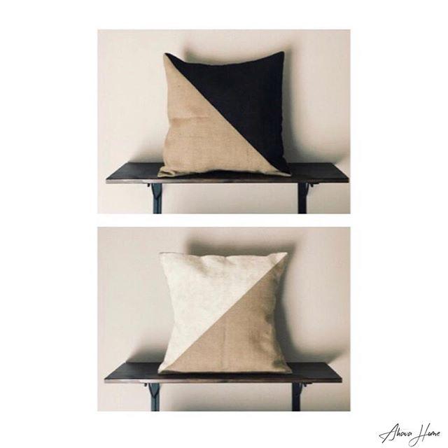 B L A C K  O R  W H I T E  #ahavahome #home #homedecor #homedecoration #minimalist #minimalism #blackandwhite #pillows #textiles #design #decor #designer #art #art🎨 #artist #artistsoninstagram #etsy #etsyshop #shop #linen #nordstromhome #dallas #handmade #handpainted #handcrafted