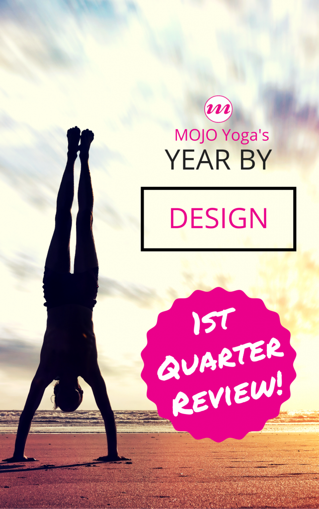 Year By Design 2016 1st Quarter Review Cover
