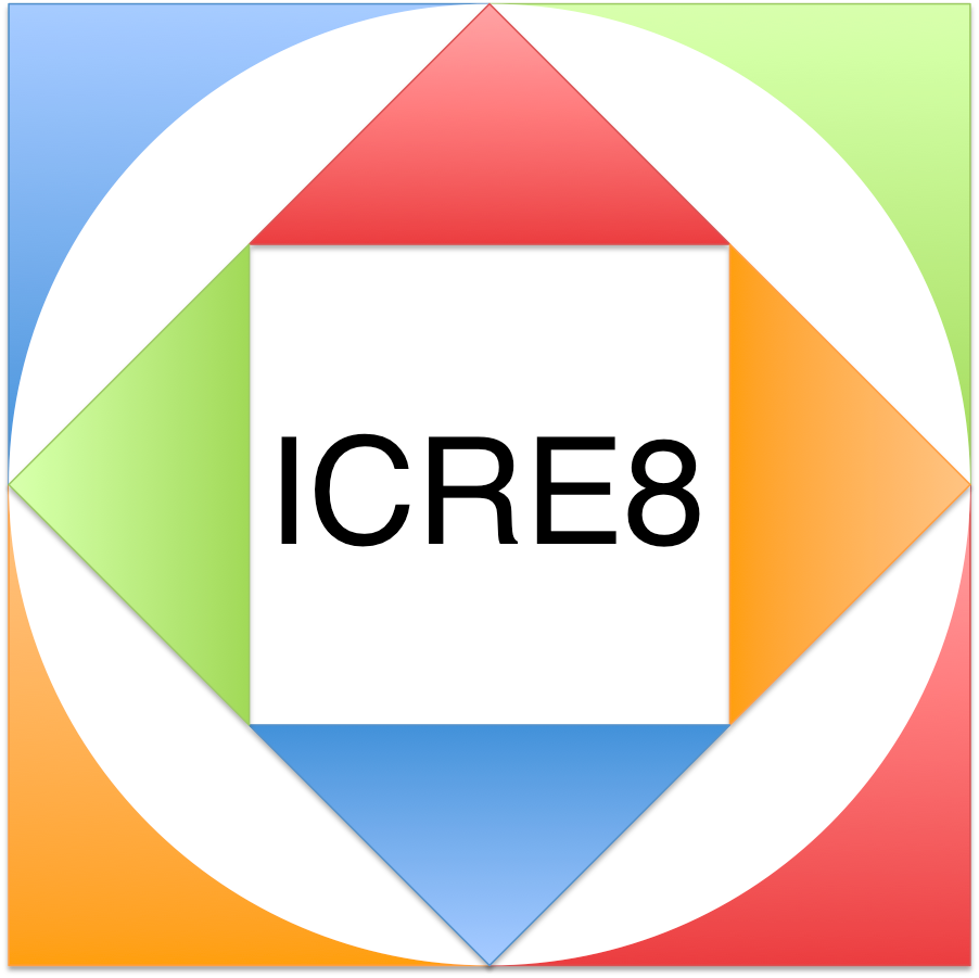 """ICRE8   """"Presenting the 2017 Youth Solutions Report!"""""""