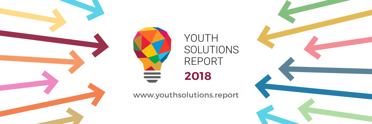 Launch Event Of The Youth Solutions Report 2018 Youth Solutions Report