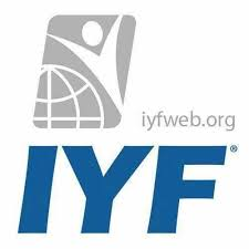 """IYF  """"IYF Vice President attends launch of Youth Solutions Report 2018""""."""