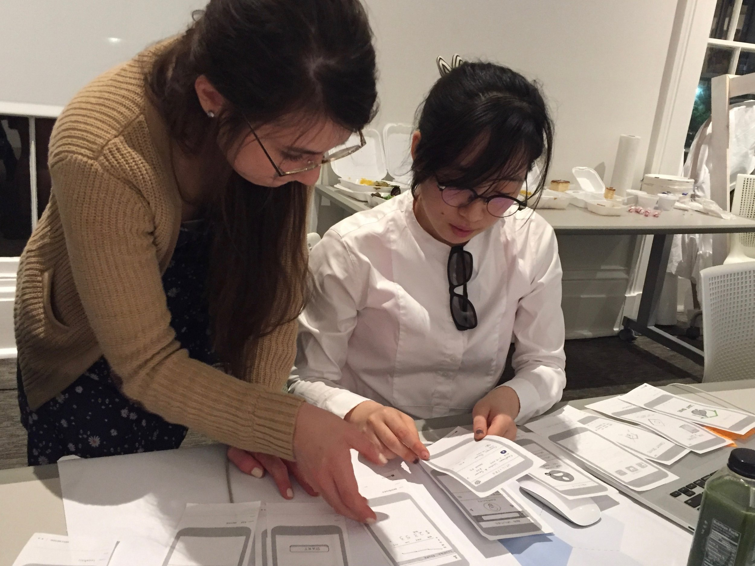 Rapid Prototyping - Getting users involved early in the design process means catching usability issues before wasting dev hours. Adaptability is key to making the simplest but most powerful experience.