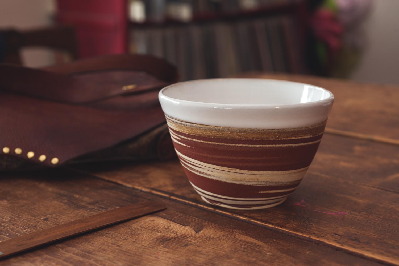 Custom Sierra Soup Bowl