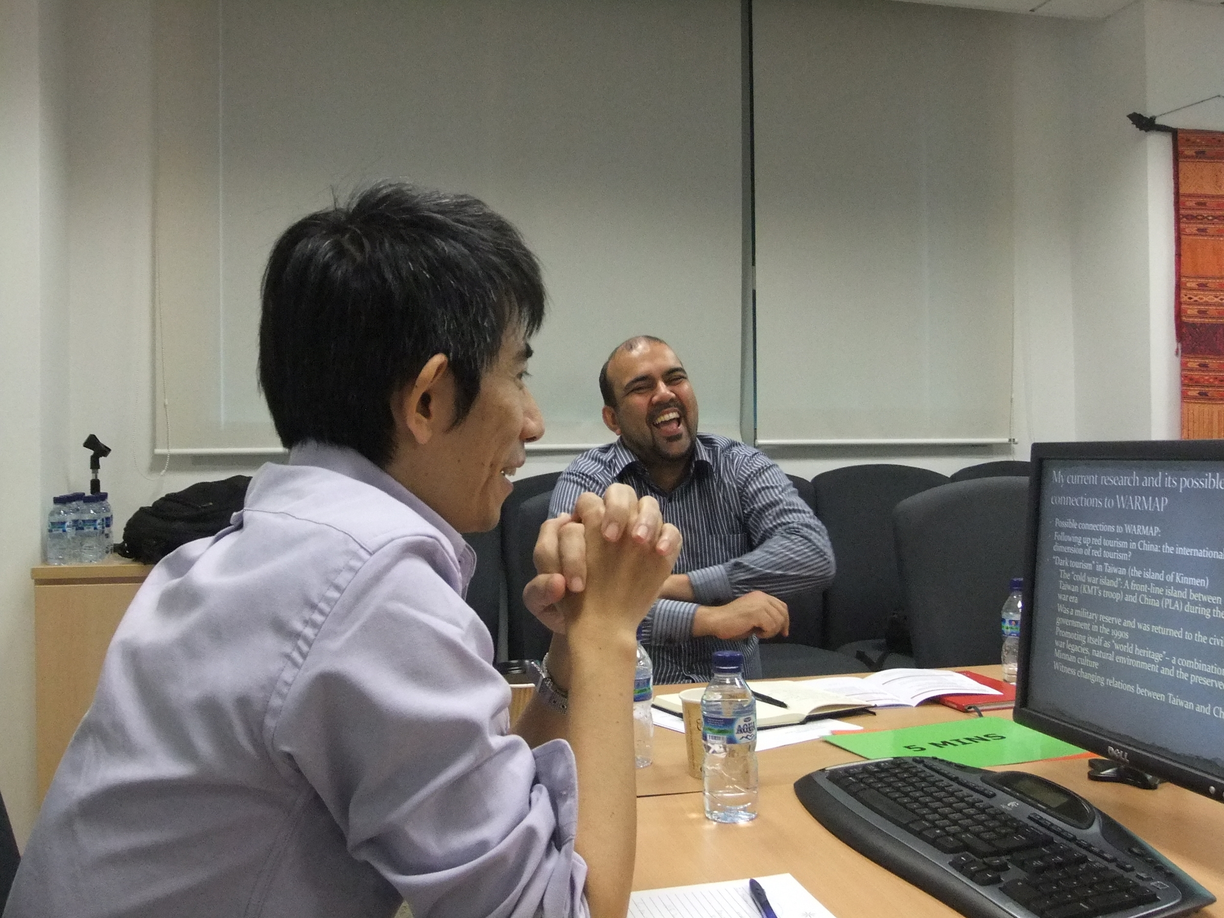 WARMAP planning meeting, AR, NUS, Jan. 2015_II.JPG