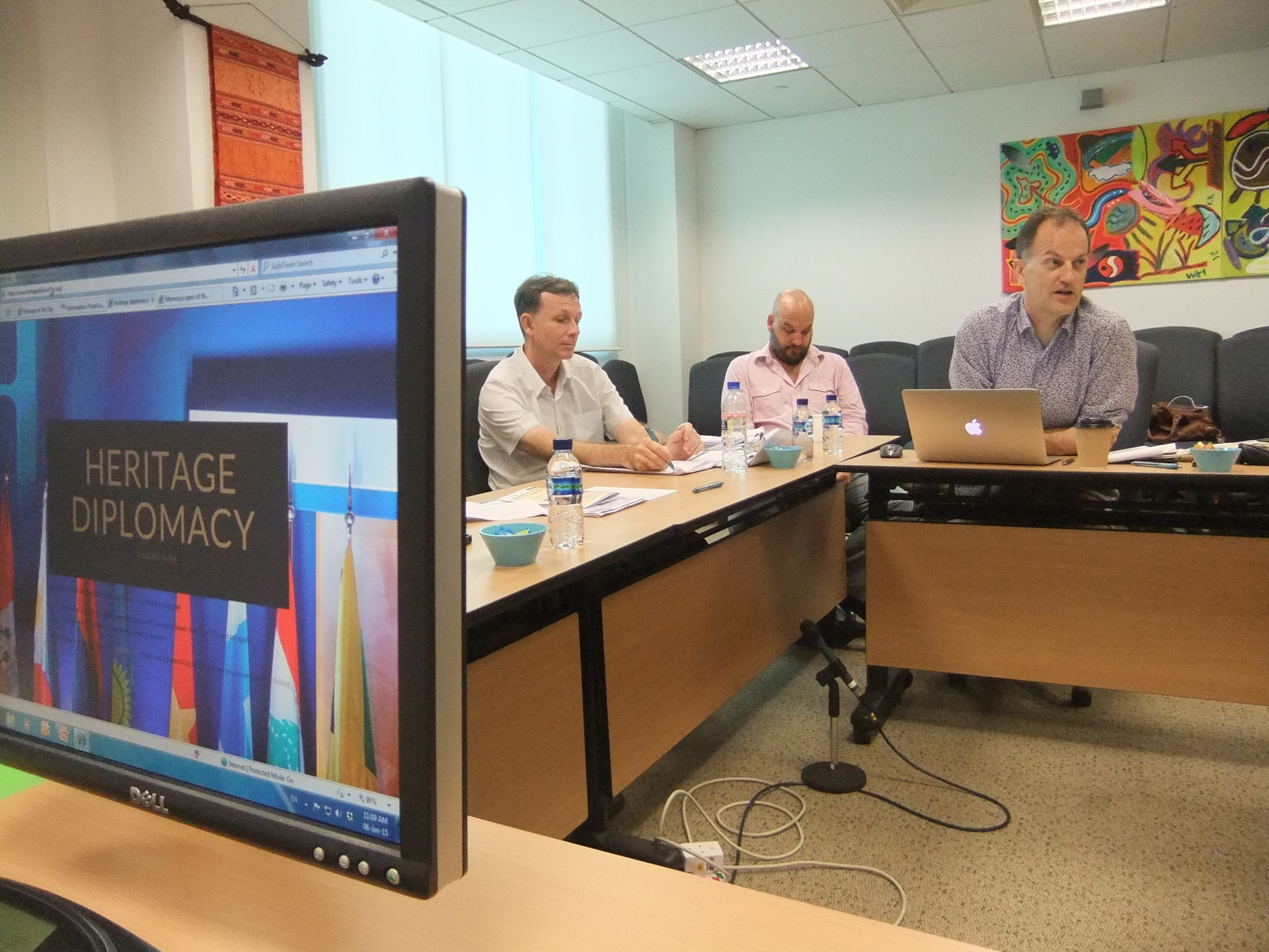 WARMAP planning meeting, ARI, NUS, Jan. 2015_I.JPG