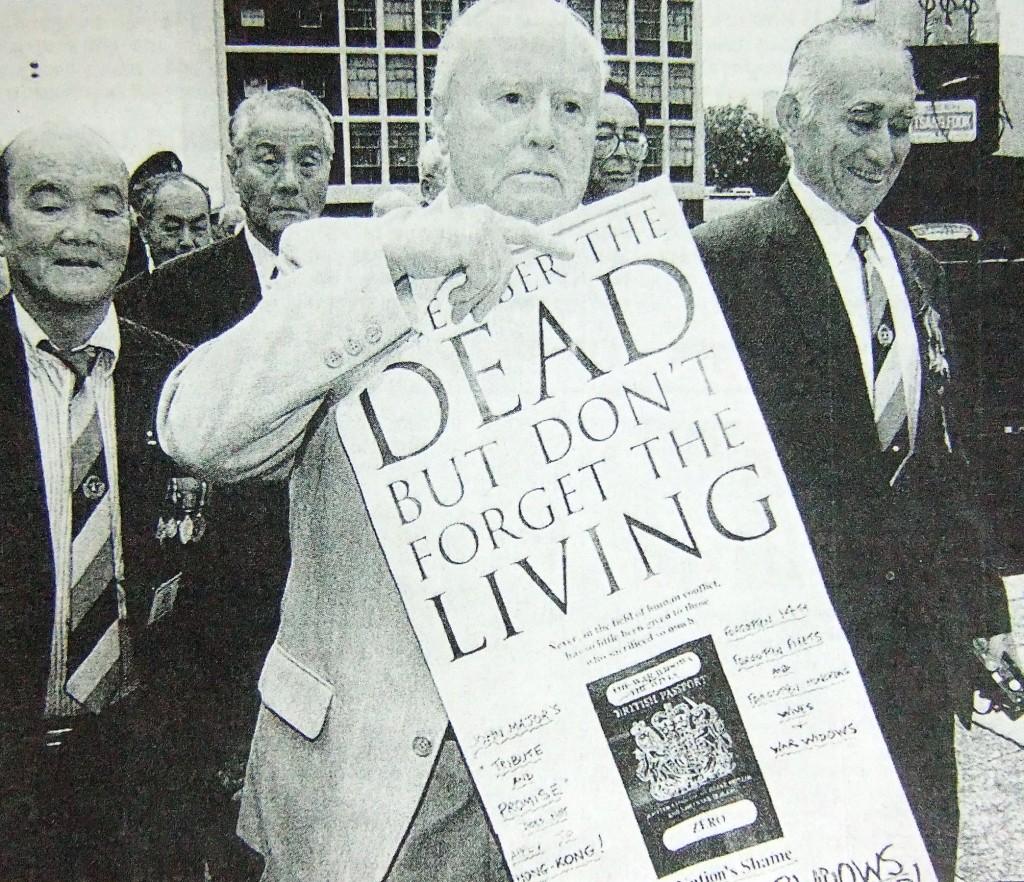 Edwards leading rallying Hong Kong Veterans