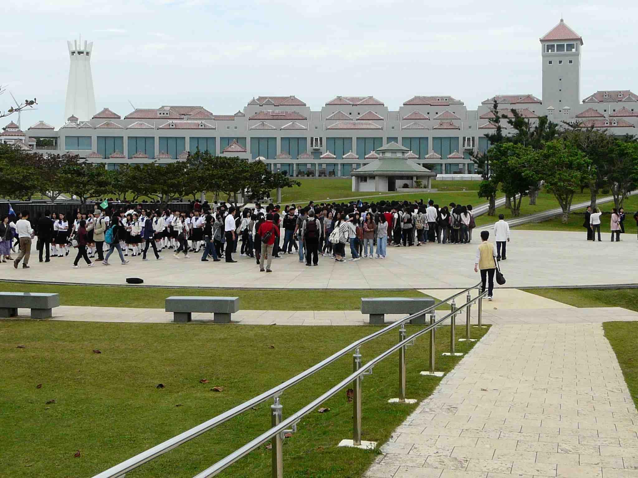 Okinawa Prefectural Peace Memorial Museum