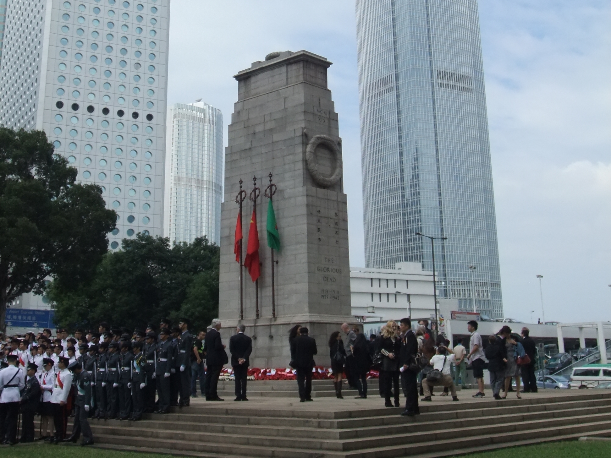 Hong Kong Cenotaph