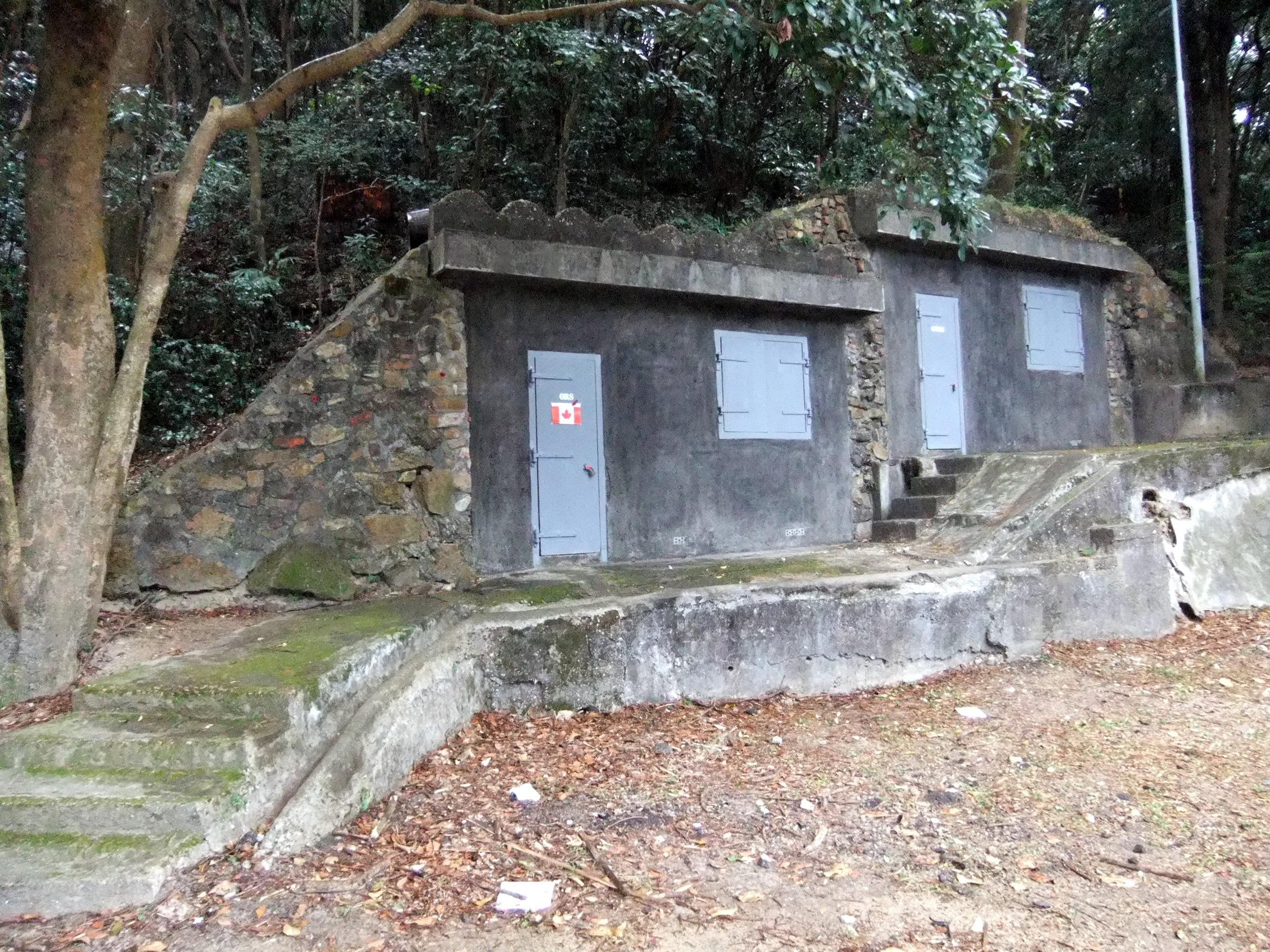 Wong Nai Chung Gap Trail
