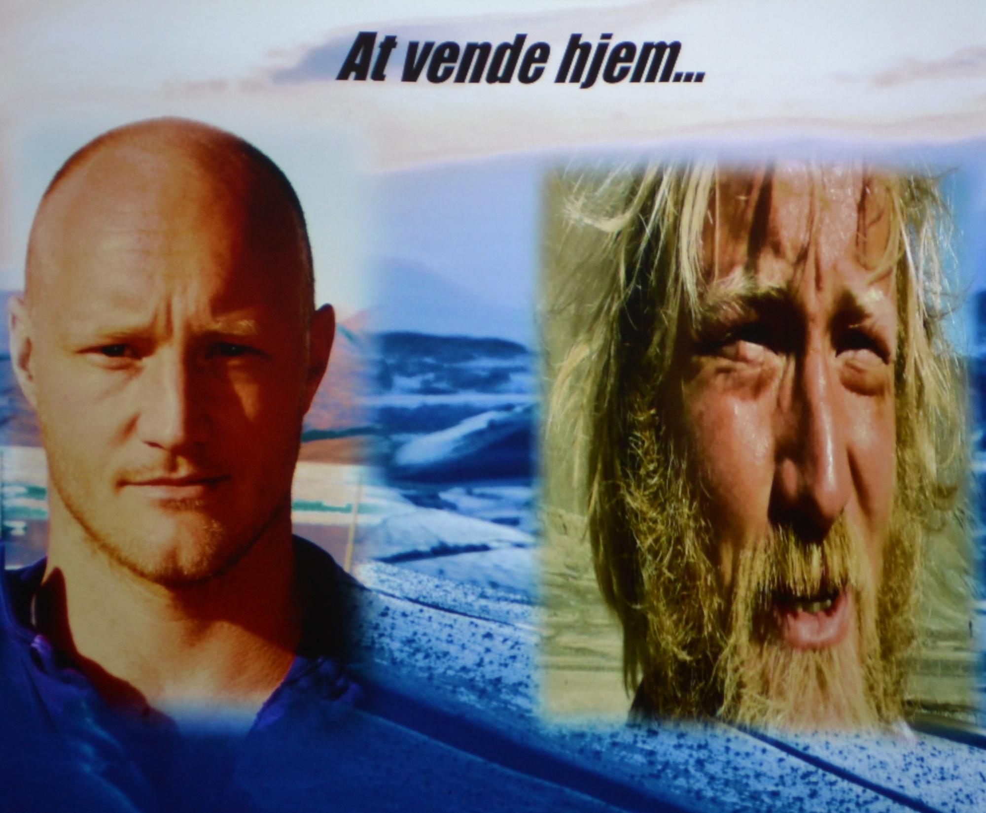 Anders Kjærgaard FØR og EFTER Sirius