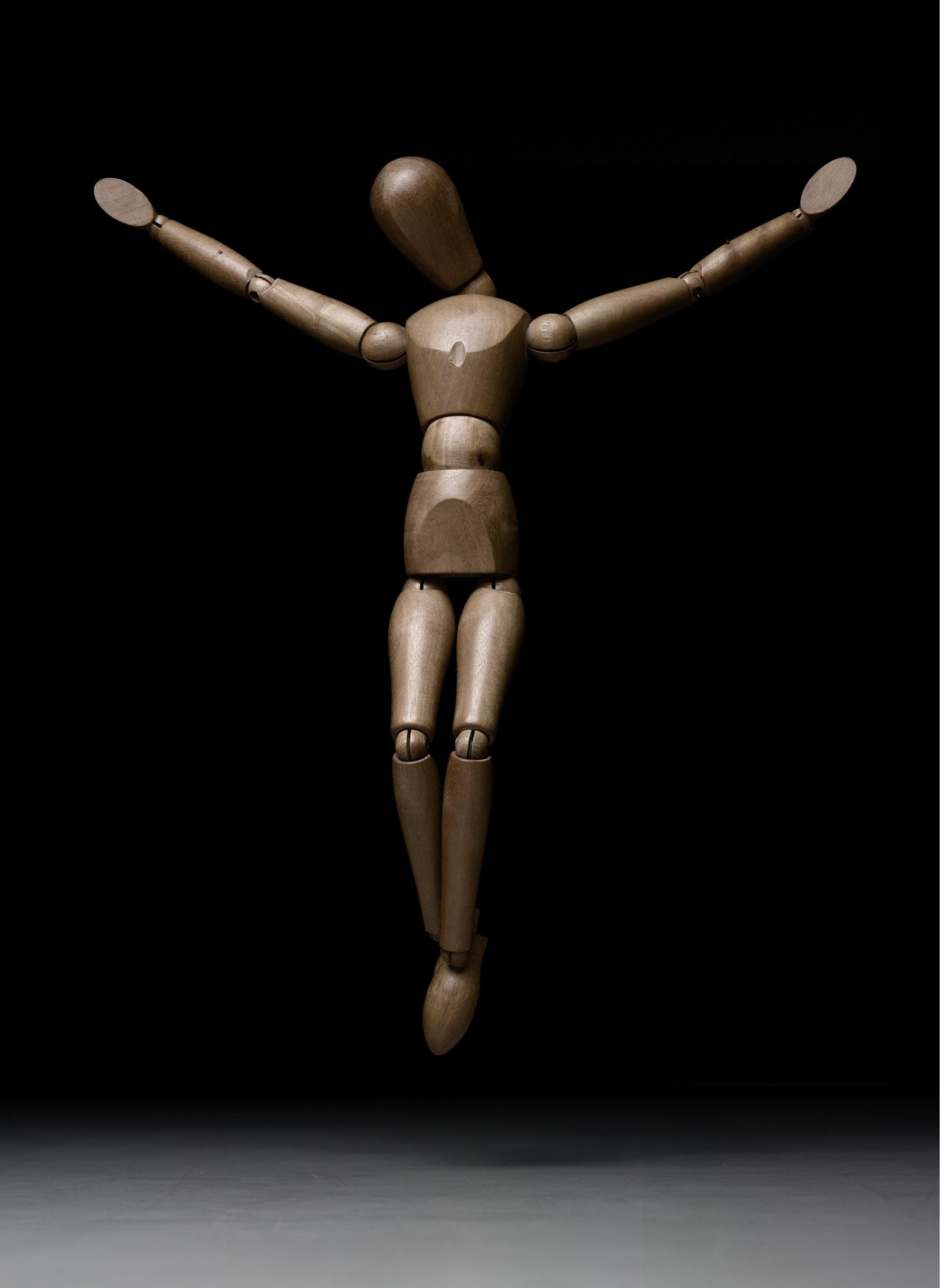 'Christus am Kreuz' nach diverse Vorlagen