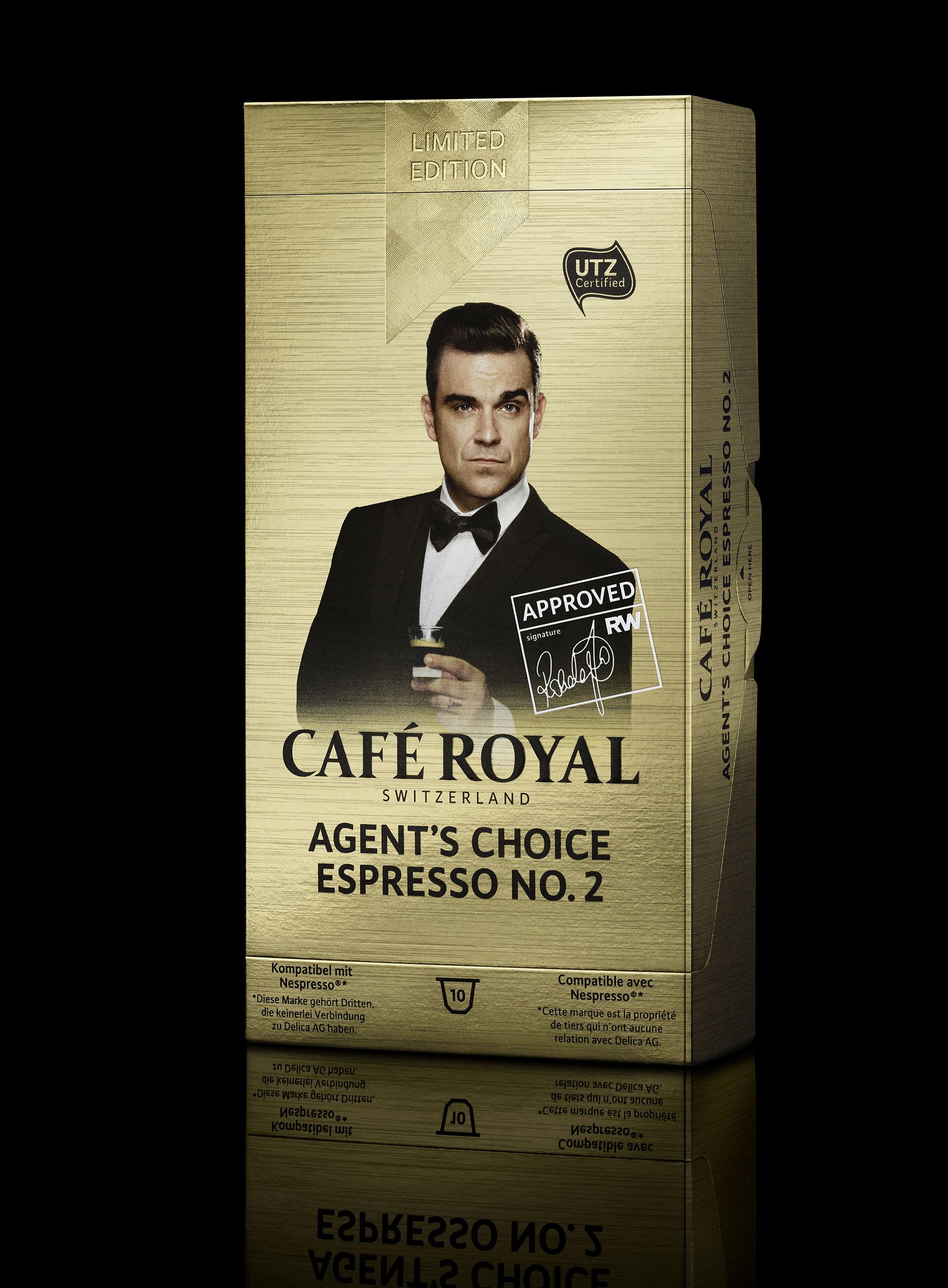 Café Royal / Serviceplan Zürich