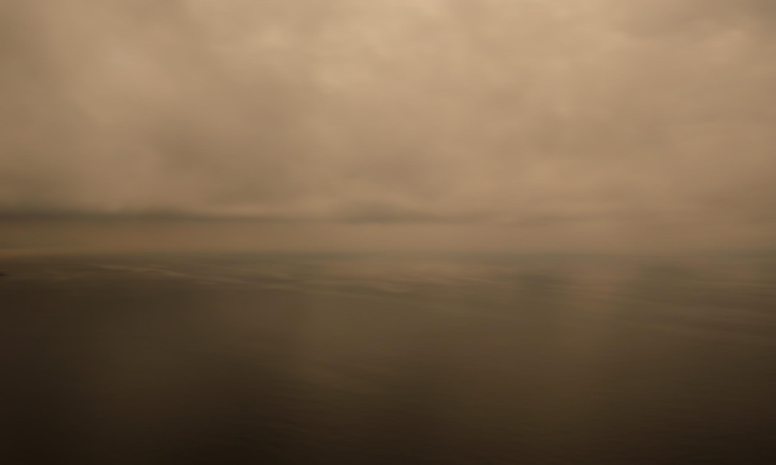 Sea near Sestri Levante