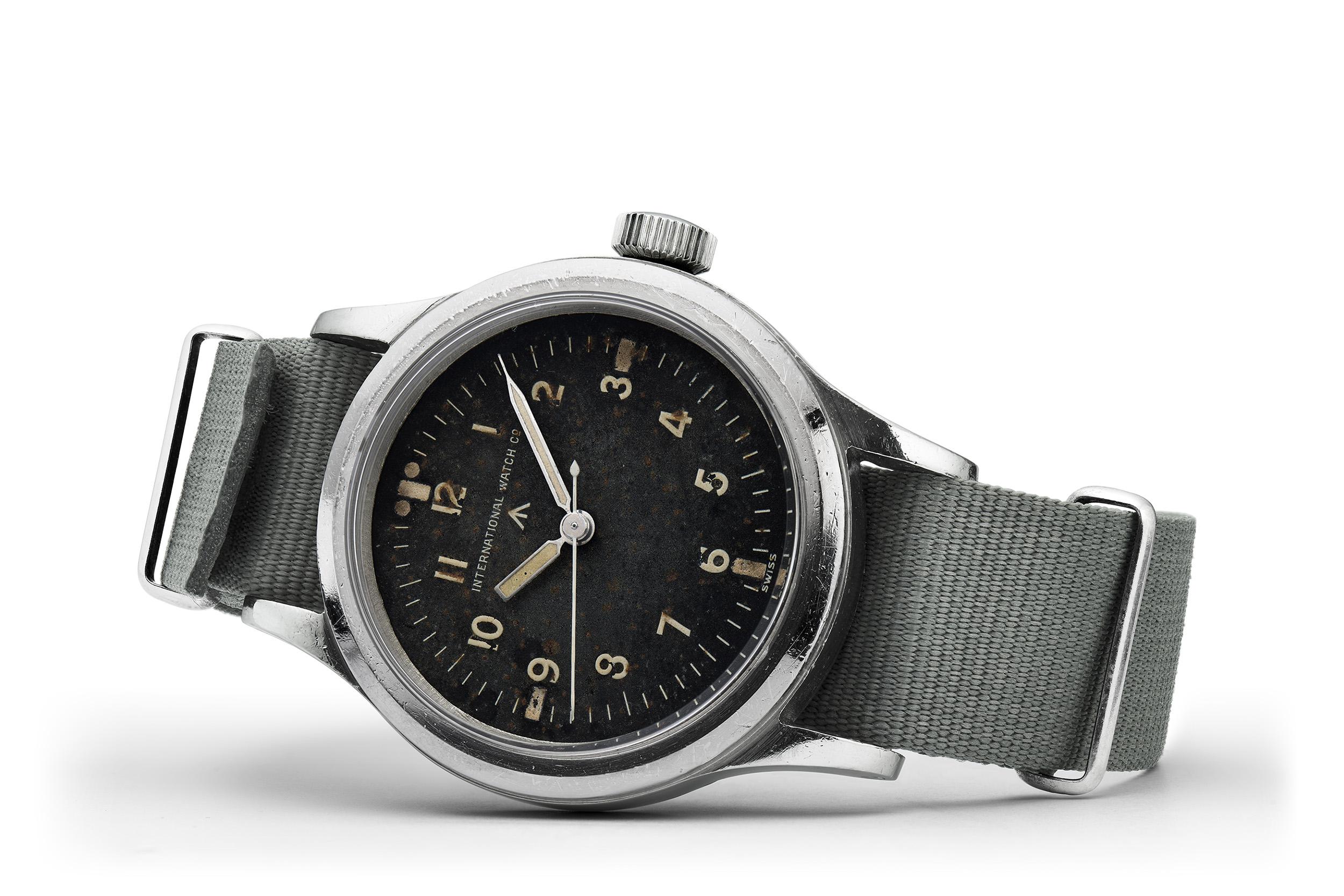 IWC Schaffhausen, Vintage watch