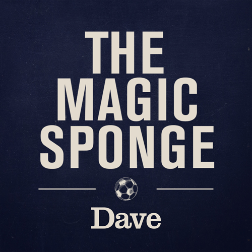 THE MAGIC SPONGE