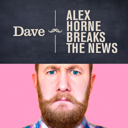 ALEX HORNE BREAKS THE NEWS