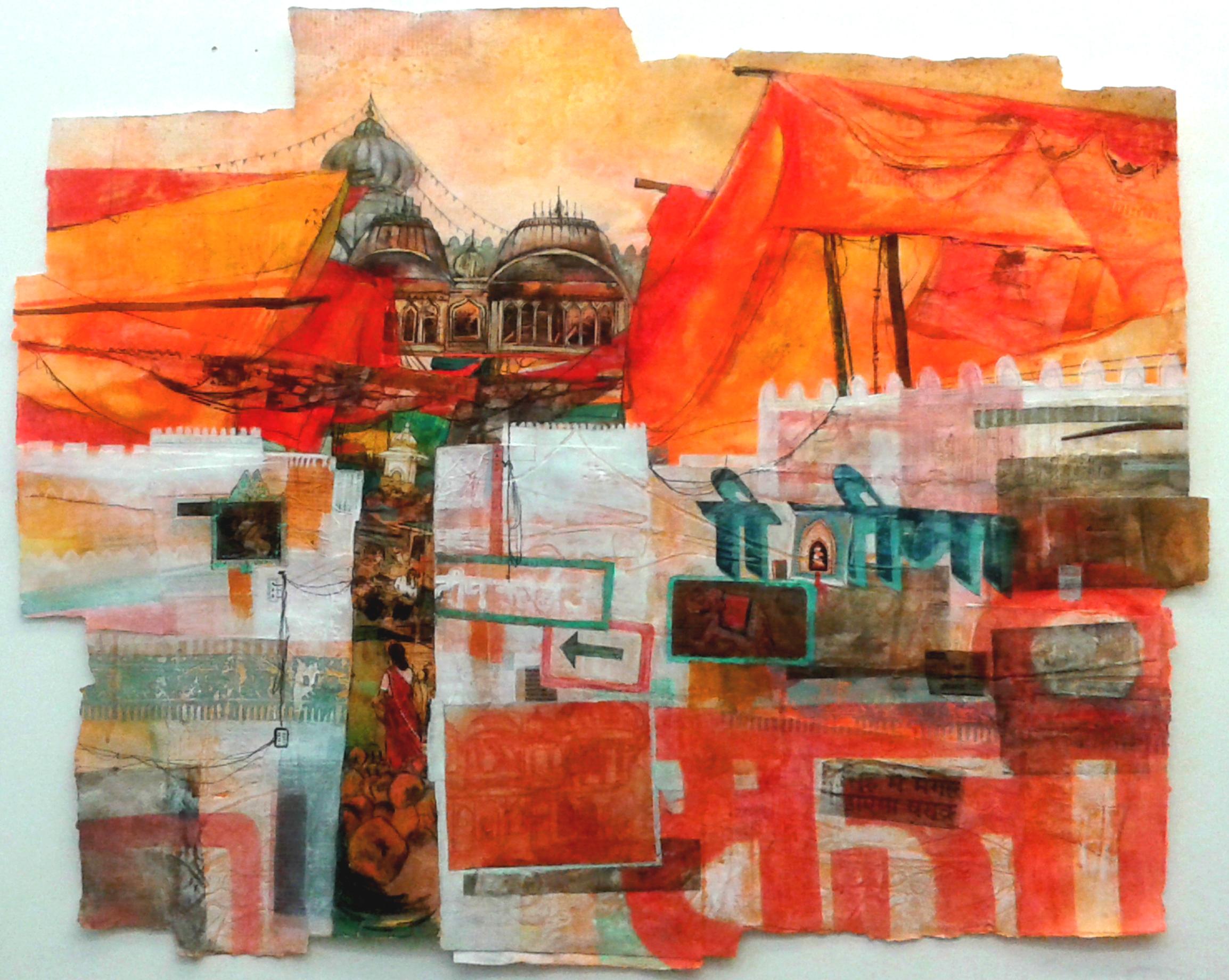Glimpse of the Bazaar