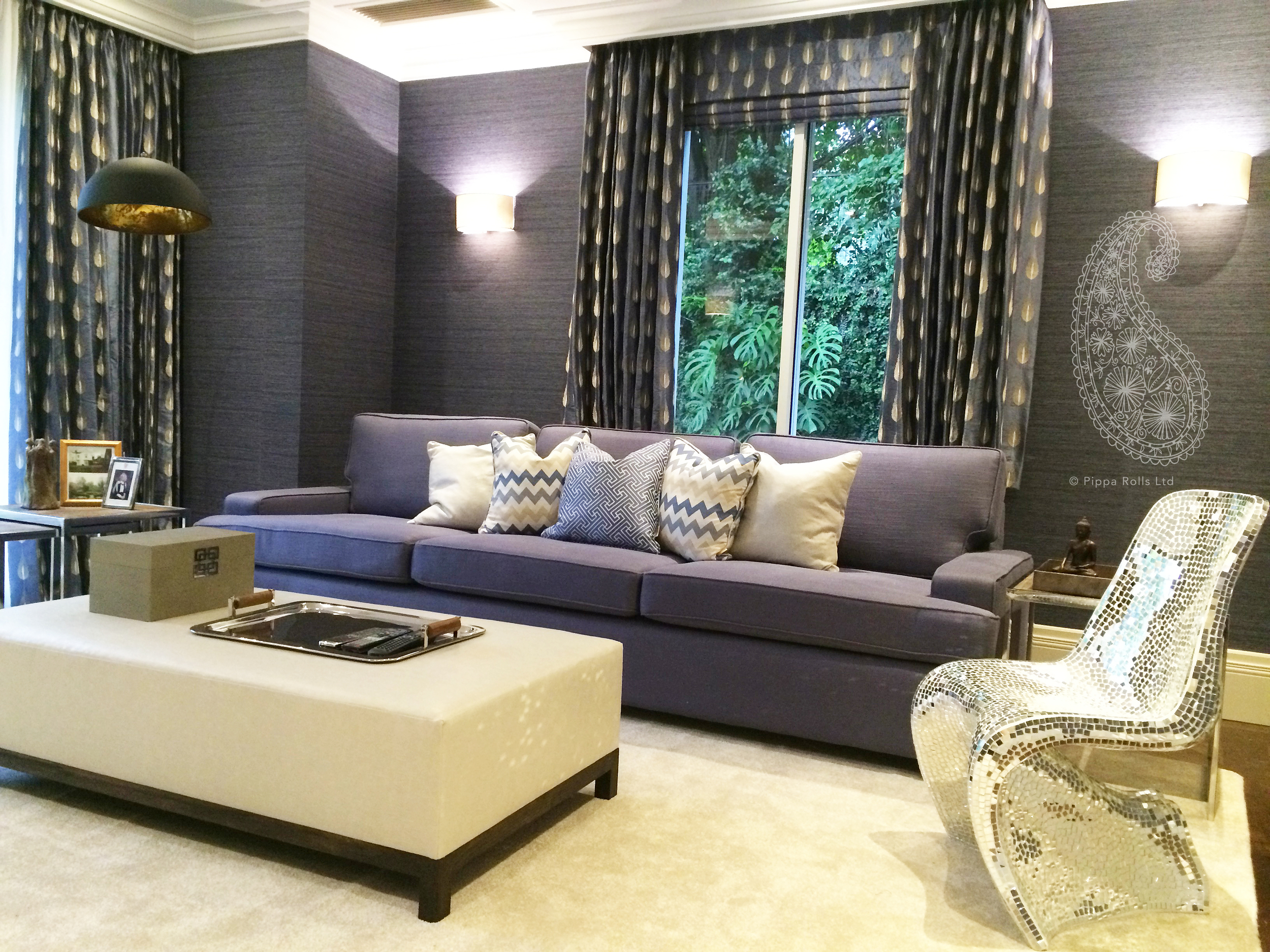 Jane Churchill fabric in TV Room by Pippa Rolls Limited jpeg.jpg
