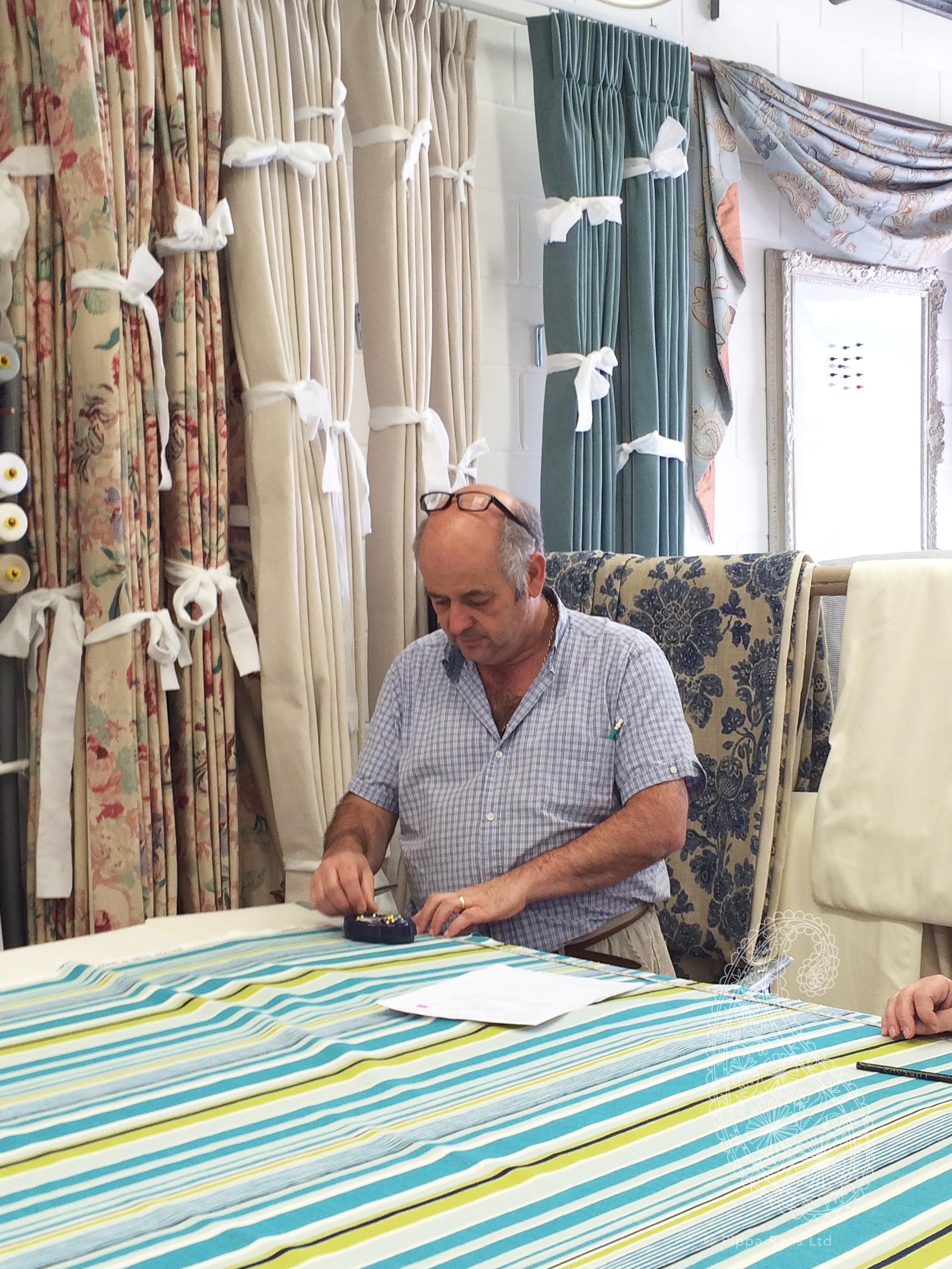 Workshop Miguel striped fabric Pippa Rolls Limited jpeg.jpg