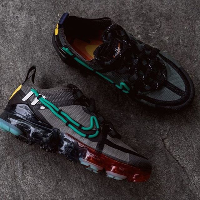 Surprise to see this one happening, Cactus Plant Flea Market is one of the most interesting streetwear brand out there right now, and these Vapormax are phenomenal. Dropping on May 14th.