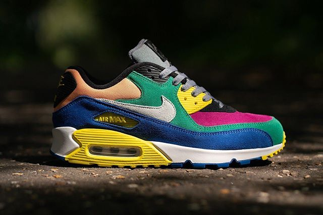 """How do you feel about the Nike Air Max 90 """"Viotech""""?"""