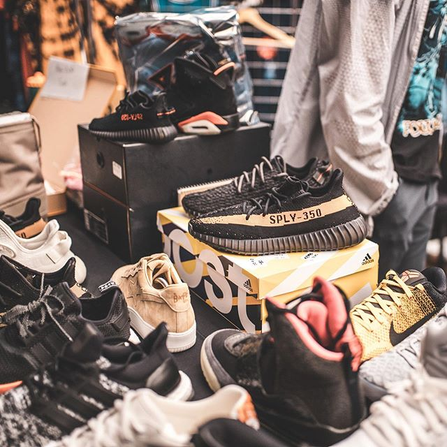 ONLY A WEEK LEFT!! Grab your tickets right now on SoleGood.ca! Link in bio.  We literally have couple vendor spots left, if you want to have a space to showcase your collection, sell your kicks or just promote your business, shoot us a DM today.  Physical tickets will be available at @annmsshop @fooshyeg @fromanotheredmonton @theauthenticsclub next Tuesday!