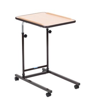 Mobile Open Toe Table - £65