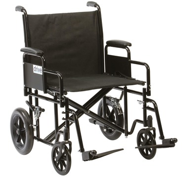 Bariatric Steel Wheelchair - £350