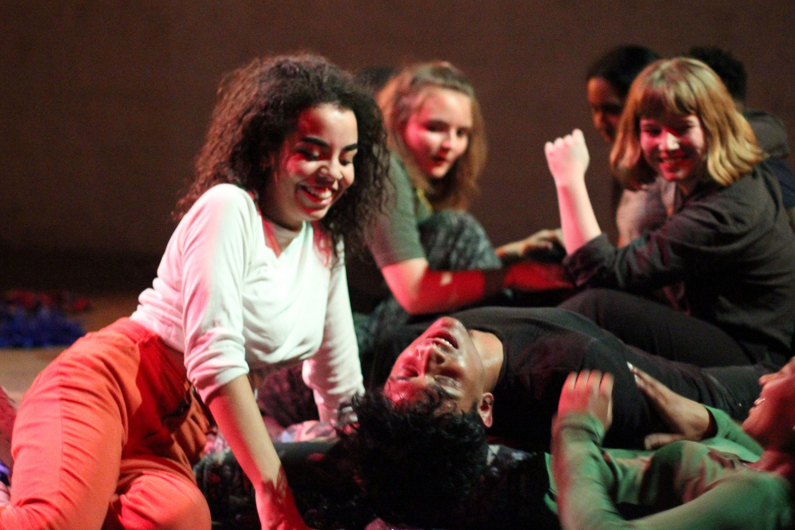 The Act - April & July 2018The Yard Theatre &Royal Exchange Theatre