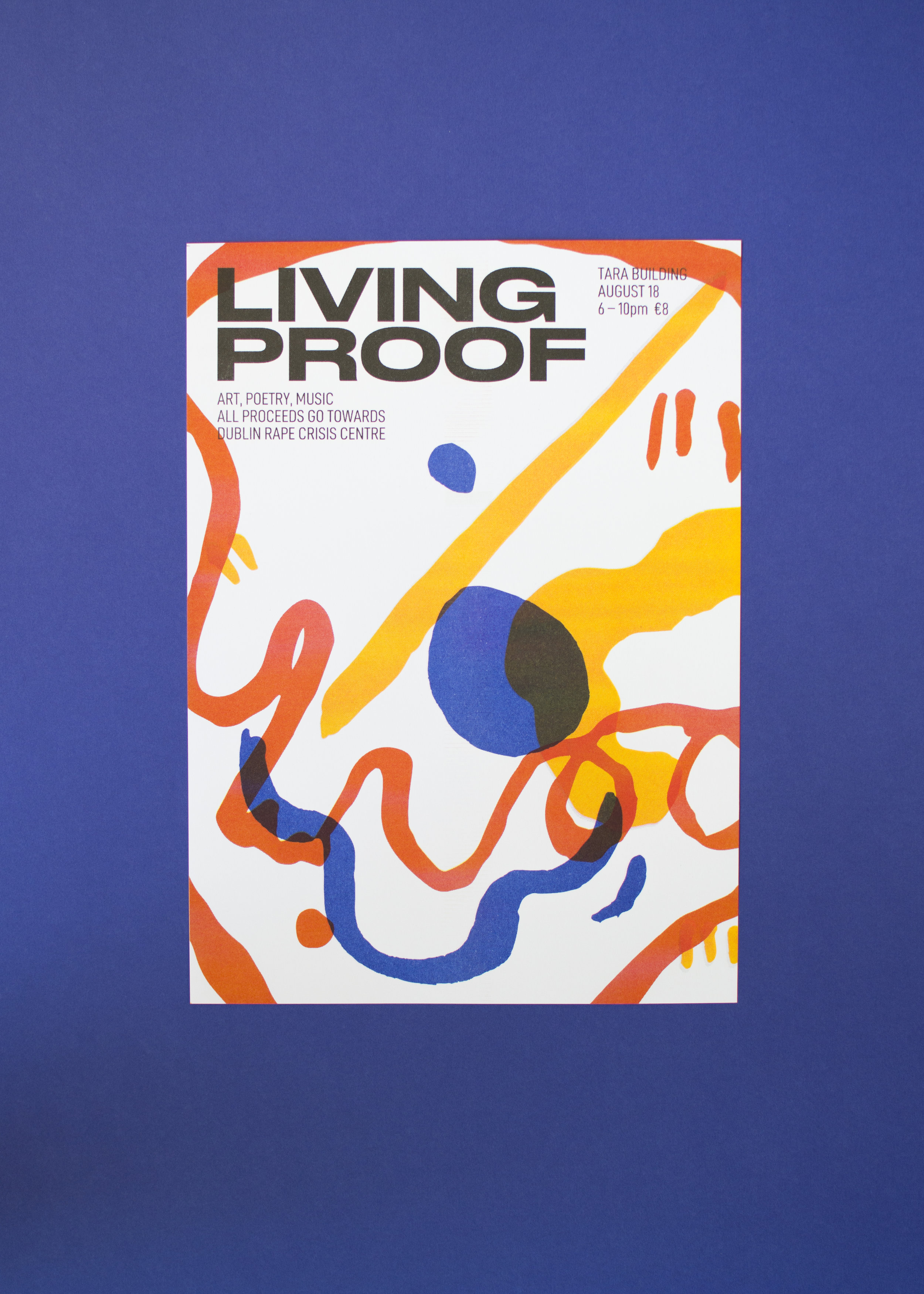 Eric StynesLiving Proof_Poster_1