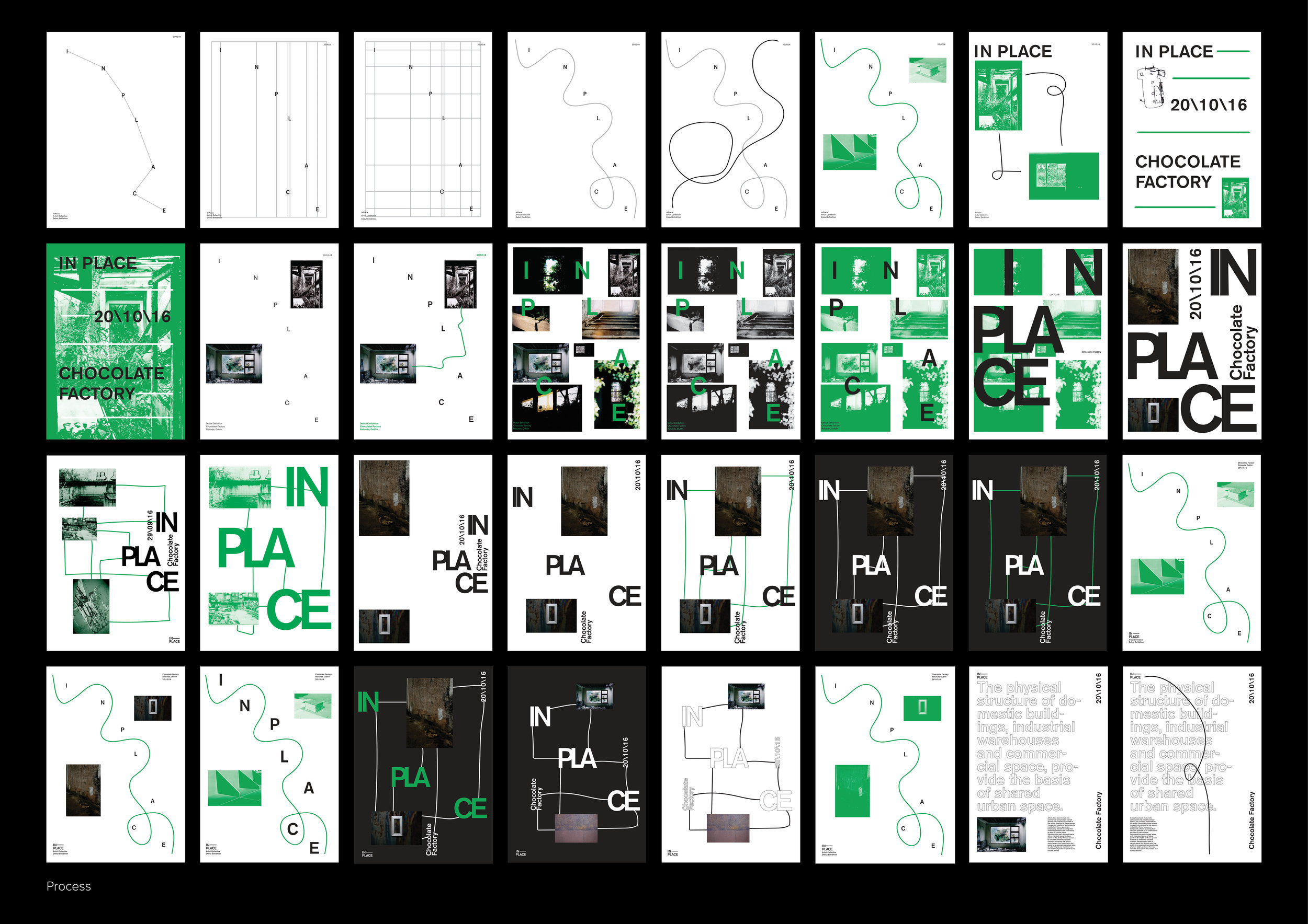 Poster Iterations