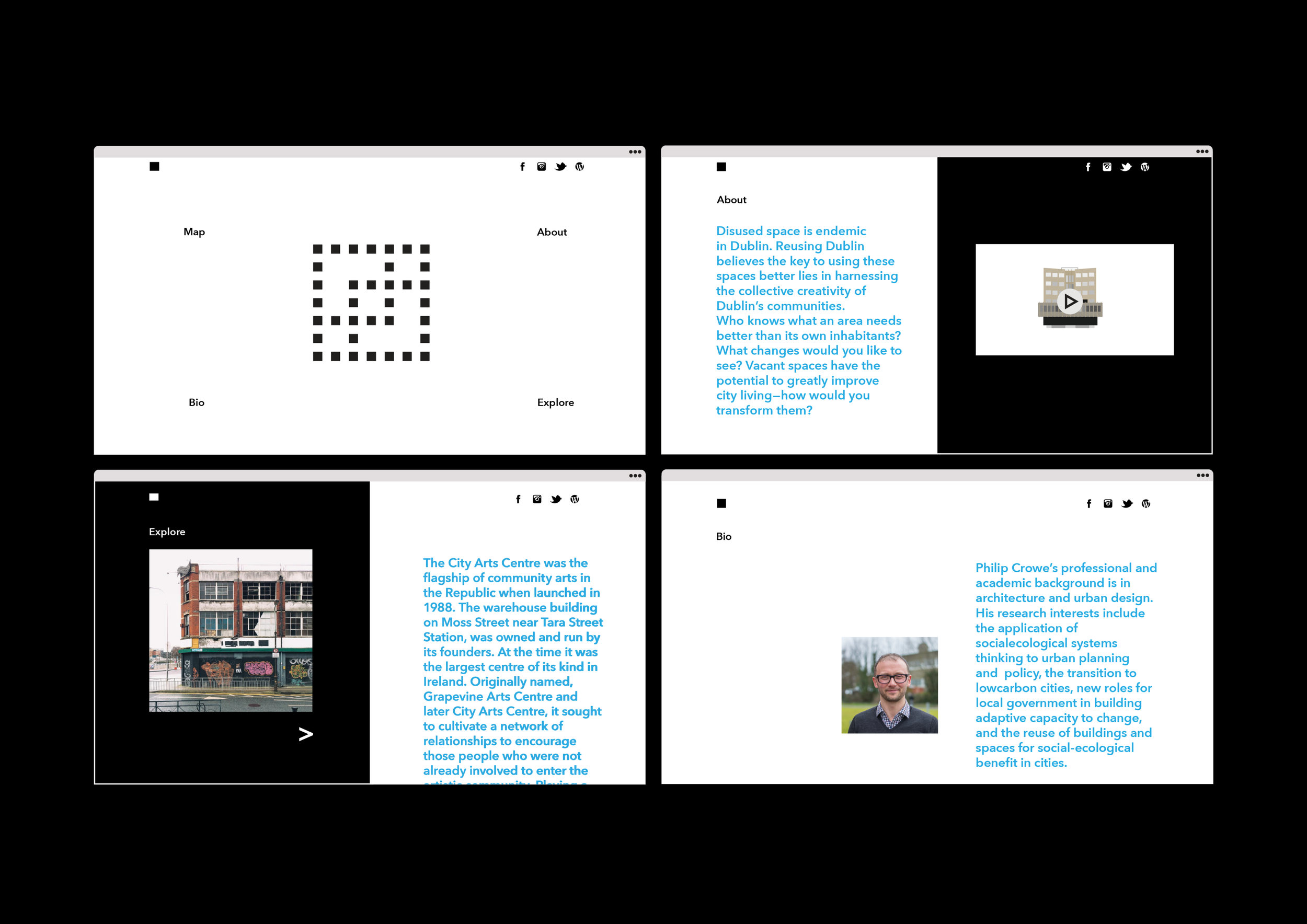 Eric Stynes Reusing Dublin Web