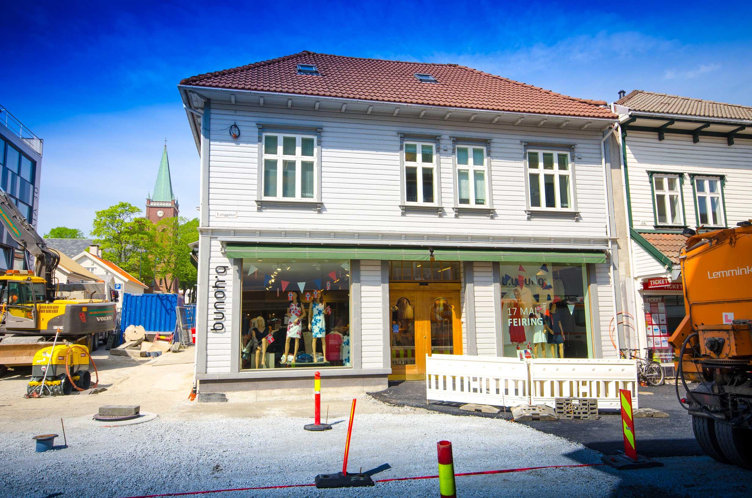 Butikk, kontor   Kirkegata 3    Se eiendom