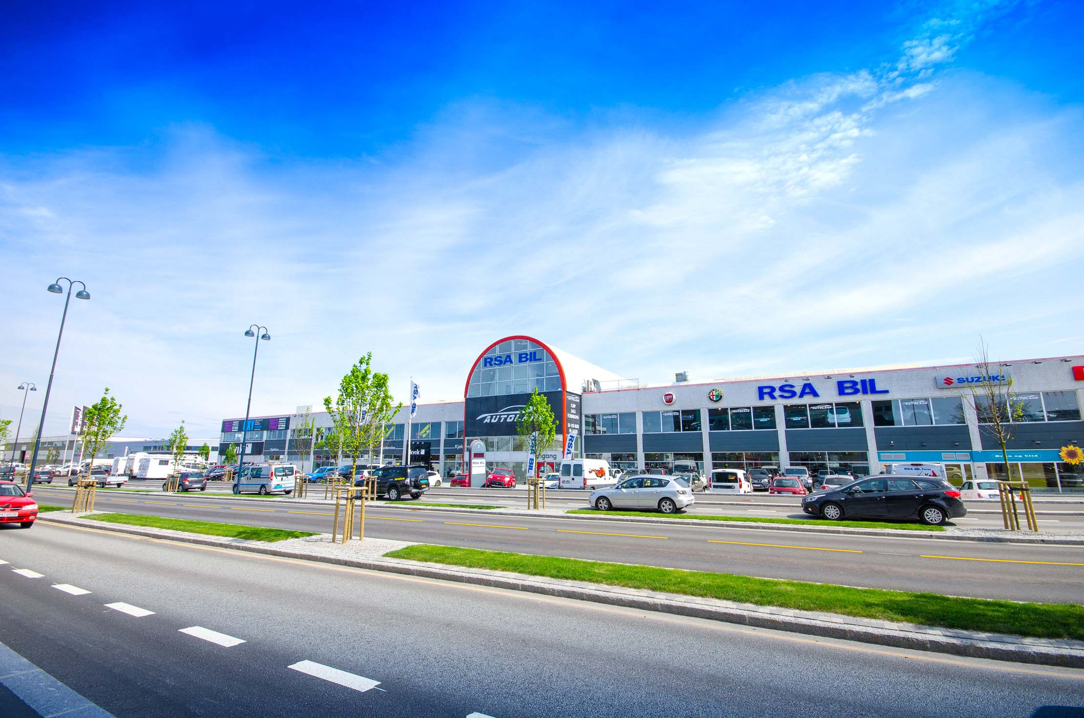 Kontor, butikk, industri   Porsmyrveien 3    Se eiendom