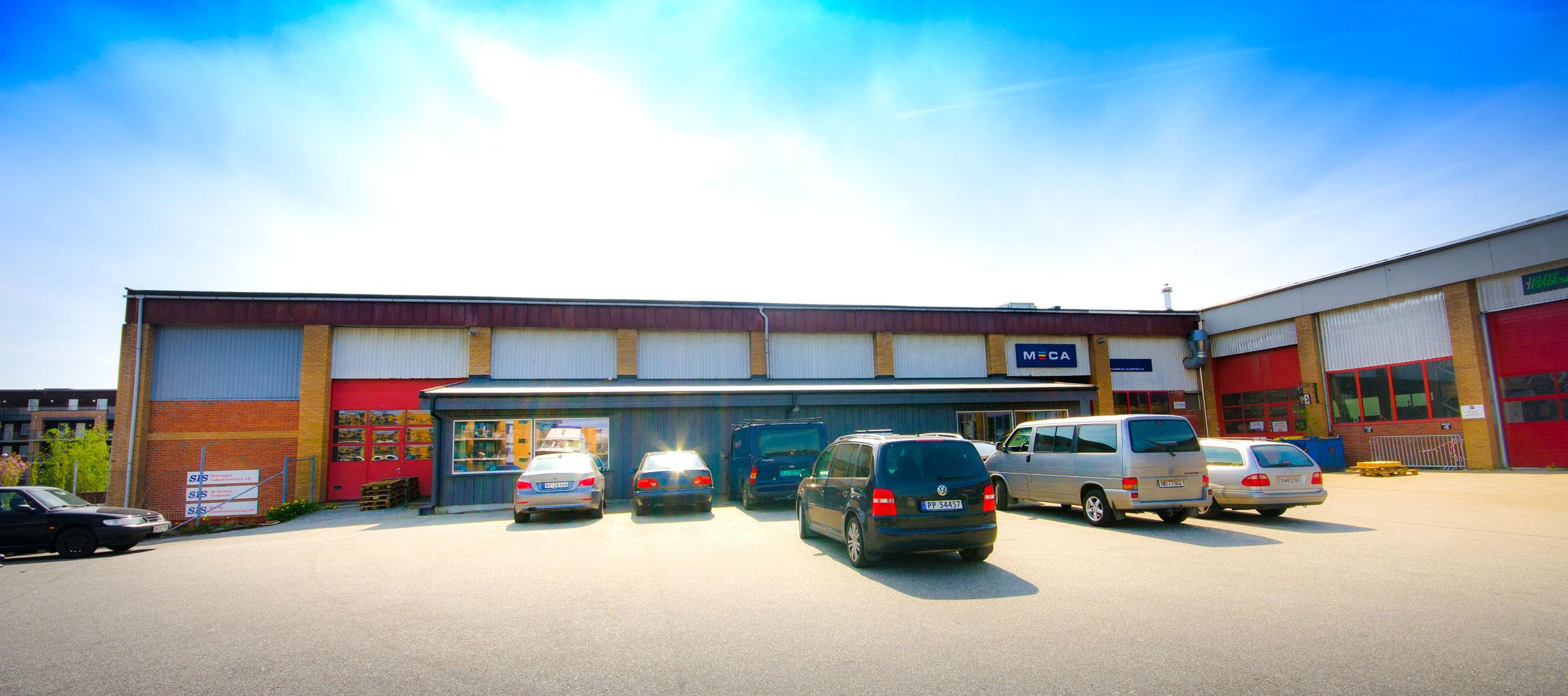 Kontor, industri   Sørflåtveien 59    Se eiendom