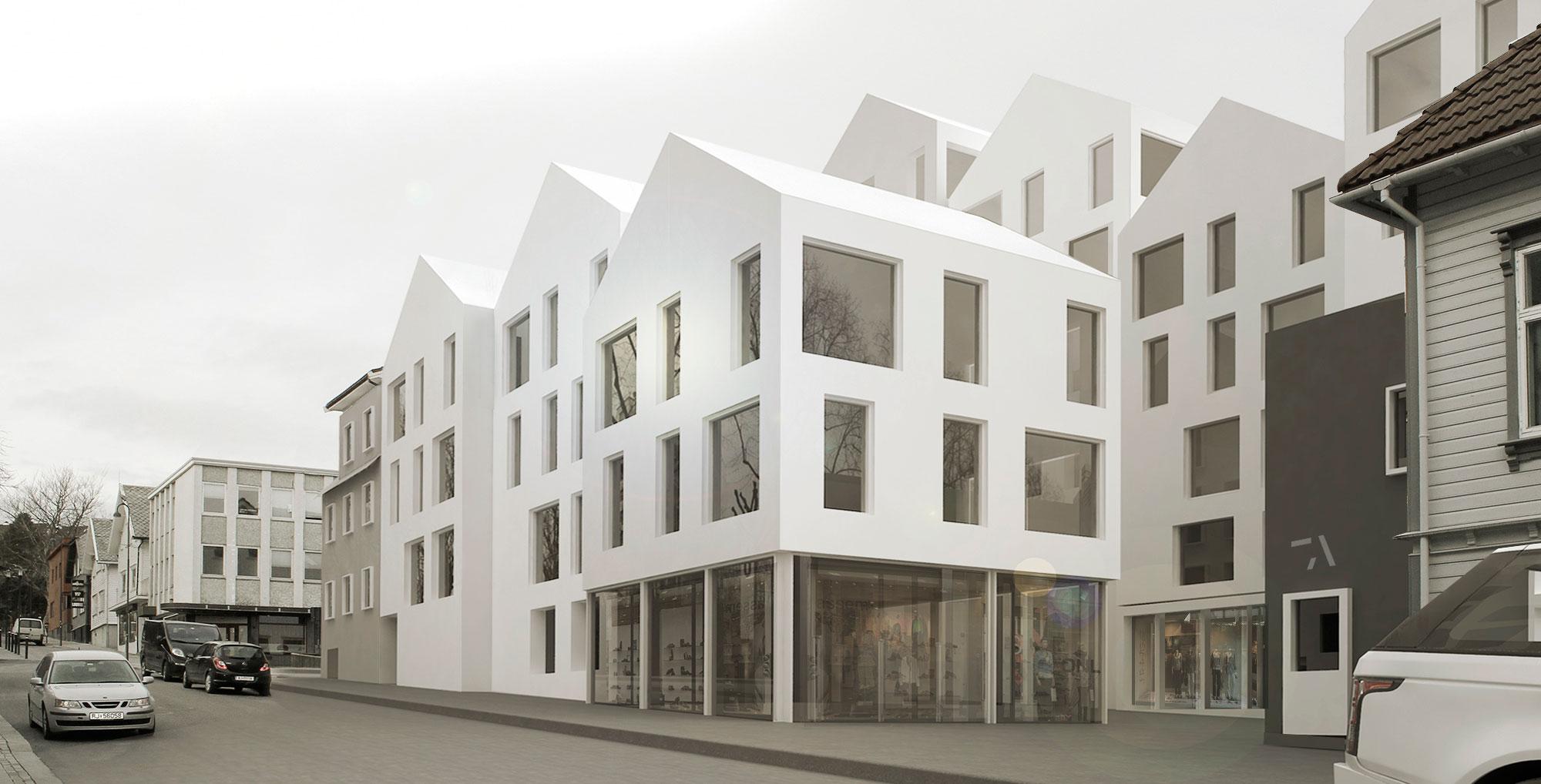 Utvikling / Næringseiendom   Nodlandskvartalet    Se eiendom